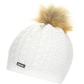 Eisbär Nelia Lux Cappello Donna, white/light brown